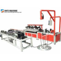 Buy cheap single spiral 3.8kw Chain Link Fence Making Machine from wholesalers