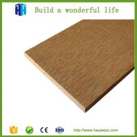 Buy cheap Wood plastic composite sheet extrusion line wpc board price in india from wholesalers