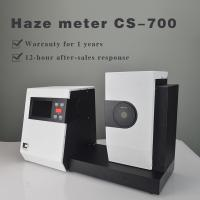 Buy cheap CS-720 Digital Window Tint Meter Measure the Transmittance or Haze and Turbidity or Clarity of plastics from wholesalers