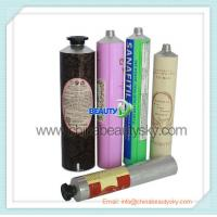 Buy cheap Cosmetic Packaging Collapsible Aluminum Tubes for Hand Cream,Skin Care, Body/Face Cream,30ml~120ml with internal Coating from wholesalers