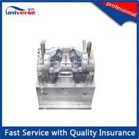 Buy cheap Home Plastic Injection Mold OEM / ODM , High Polishing Chromium Plating from wholesalers