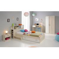 Buy cheap Small Rooms Childrens Bedroom Furniture Sets With Storage Kids Bed Environment Friendly from wholesalers
