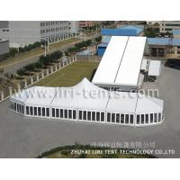 Buy cheap Mix-Structure Tent---High Peak Party Tent with polygon ends from Liri tent China(http://www.liri-tents.com/en/) from wholesalers