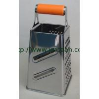 Buy cheap kitchen 4-sided cheese grater& zester&box grater from wholesalers