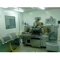 Buy cheap Stainless Steel Soft Gel Capsule Filling Machine Capsule Maker Machine 1800 Kg Weight from wholesalers