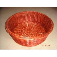 Buy cheap practical handmade wicker storage basket from wholesalers