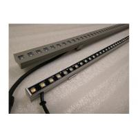 Buy cheap High Power 18W Linear LED Wall Washer , 1500mm Length Linear LED Light Bar from wholesalers