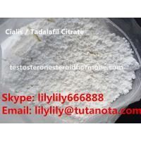 Buy cheap Sex Steroid oral Cialis / Tadalafil Citrate / 171596-29-5 powder for ED treatment from wholesalers