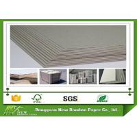 Buy cheap Strong Stiffness Strawoard paper for Bottled Water plate / Gift Box / Shoes box / arch file from wholesalers