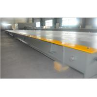 Buy cheap 3*24m truck weighing scale 80 ton weighbridge from wholesalers