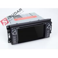 Buy cheap GPS Navigation Radio Jeep Car Stereo Multimedia Player System With Rear Viewing from wholesalers