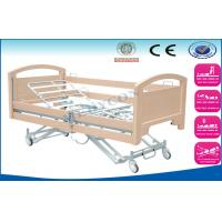 Buy cheap Disabled Electric Nursing Beds , Adjustable Medical ICU Hospital Bed from wholesalers