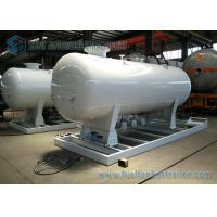 Buy cheap LPG Tank Truck Gas Filling Station Lpg Skid Station Lpg Gas Plant For Nigeria from wholesalers