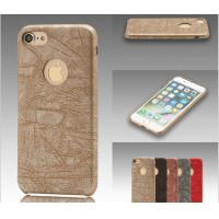 Buy cheap High-end business ultra thin TPU PU Retro Crazy Horse pattern Soft Phone Case for IphoneX 8 7plus 6s from wholesalers