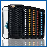 Buy cheap Honeycomb Iphone 6 Protection Cases Slim Fit Shockproof Fashion Cell Phone Cases from wholesalers
