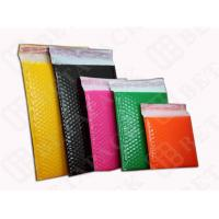 Colored Mailing Pouches Shipping Envelopes With Bubble Wrap