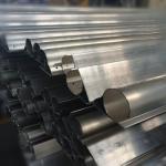 Buy cheap Aluminium Magnesium Extrusion Profiles cnc precision machining 6063 aluminum extrusion profiles from wholesalers