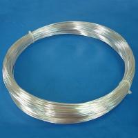 Buy cheap Silver Alloy Red Copper Wire For Voltage Controller / Pure Copper Wire Used In Fuse from wholesalers