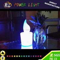 Buy cheap Rechargeable Holiday Decor Furniture Table Lamp LED Candle Lamp from wholesalers
