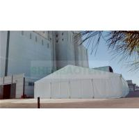 Buy cheap Robust Durable Temporary Warehouse Tent Permanent Building Structure 2000 Square Meters from wholesalers