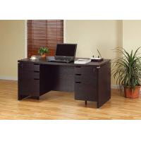 Buy cheap 1.6 Meters Width Modern Home Office Furniture With Particle Board / Melamine MDF from wholesalers