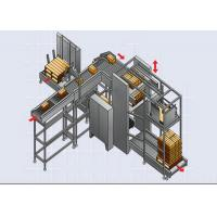 Buy cheap High Speed Automated Palletizer / Stacker for Bagged Building Material from wholesalers