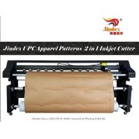 Buy cheap Jindex UPC Apparel Patterns 2 in 1 Inkjet Cutter from wholesalers