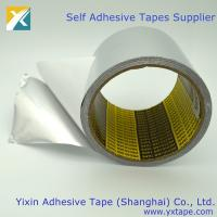 Buy cheap Aluminum foil tape metal insulation tape duct tape hvac  duct repair tape  aluminium foil duct tape from wholesalers