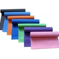 Buy cheap Professional OEM eco friendly yoga mat / Colorful Yoga Exercise mat from wholesalers