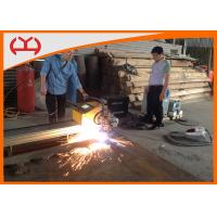 Buy cheap Single Side Small Portable CNC Flame Cutting Machine For Sheet Metal Cutting from wholesalers