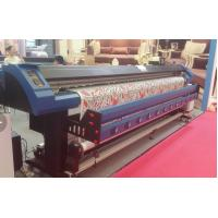 Buy cheap 110V 3.2M Large Eco solvent printer in 3 DX7 head for Stretch Ceiling Film from wholesalers
