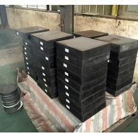 Buy cheap elastomeric lead bridge rubber bearing with steel plate (HOT) from wholesalers