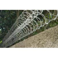 Ultra Durable Barrier Razor Fence Wire Anti Aging Neat Appearance BTO-10 BTO-12