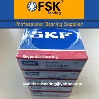 Buy cheap 27mm Bore Size 6207 2RS SKF Bearings Manufacturer Internal Combustion Engine Bearings from wholesalers