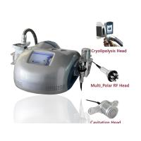 Buy cheap 10 Inch Wide Color 220V / 110V / 15A Screen Touch Controlled Slimming Machine from wholesalers