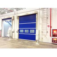 Buy cheap 1.2mm PVC Curtain Doors Self Trouble - Shooting Recognizing System from wholesalers