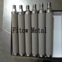 Buy cheap inconel600 inconel 625 Nickel-based powder sintered filter cartridge from wholesalers