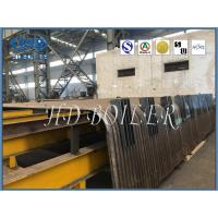 Buy cheap Boiler Heat Exchange Part Water Wall Panels For Utilility / Power Station Plant from wholesalers