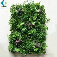Buy cheap Natural Color Fake Vertical Garden Grass Plant Type Good UV Resistance from wholesalers