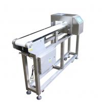 Buy cheap Small Tunnel Conveyor Belt Industrial Metal Detectors Sliver Color from wholesalers