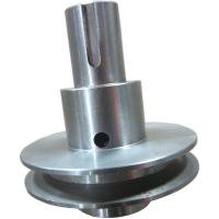 Buy cheap Round Tube Steel Machined Parts Cnc Turning Services For Multiple Spot Drill from wholesalers