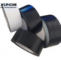 Buy cheap 12 Mils Thickness Polyethylene Pipe Wrapping Coating Material Self Adhesive from wholesalers