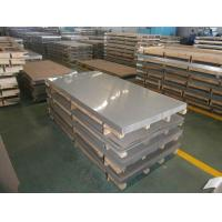 Buy cheap Hot Rolled Stainless Steel Plate , Thin Stainless Steel Sheet  316L NO.3 from wholesalers