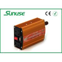 Buy cheap Small 400W Modified sine wave Car power Inverter 12V to 220V With 5V USB port from wholesalers