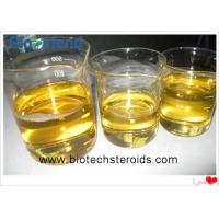 Buy cheap Real Testosterone Decanoate Injectable Anabolic Steroids Yellow Oil DECA 5721-91-5 from wholesalers