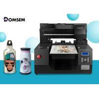 China Multifunction Automatic A3+ 3060 uv printer for machine mobile case bottle,metal wood printing machine on sale