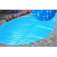 Buy cheap 500um Blue Swimming Pool Solar Cover Heating Blanket For Above Ground Private from wholesalers