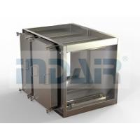Buy cheap H13 Bag In Bag Out HEPA Filter Housing , BIBO Safe Change HEPA Filter Housing from wholesalers