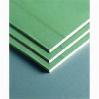 Moisture Resistant Gyp Board : Water proof gypsum board