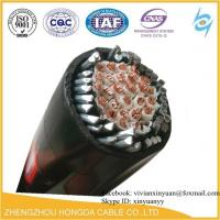 Buy cheap XLPE Insulated and PVC Sheathed CY Copper Braid Screened Flexible Control Cable from wholesalers